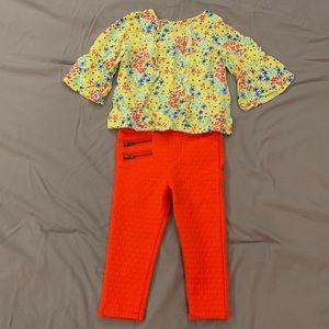Genuine Kids Oshkosh B'Gosh toddler outfit